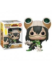 POP ANIMATION  374 MY HERO ACADEMIA - TSUYU