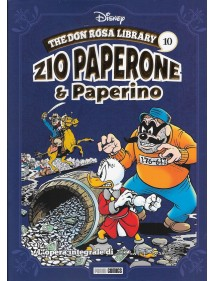 DON ROSA LIBRARY (THE)  10 ZIO PAPERONE & PAPERINO