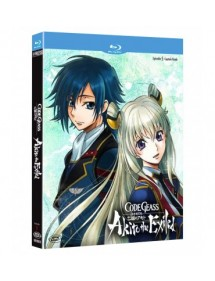CODE GEASS AKITO THE EXILED 5 BLU-RAY