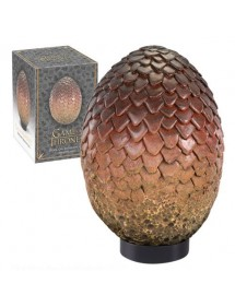 GAME OF THRONES  DROGON DRAGON EGG 20CM