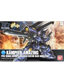 HG GUNDAM BUILD CUSTOM HIGH GRADE SCALA 1/144 8 KAMPFER AMAZING PPSE WORKS MEIJIN KAWAGUCHI CUSTOM MADE