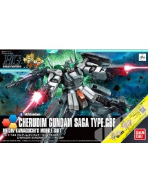 HG GUNDAM BUILD FIGHTERS SCALA 1/144 64 CHERUDIM GUNDAM SAGA TYPE.GBF