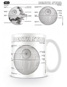 STAR WARS  TAZZA DEATH STAR SKETCH