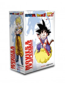 DRAGON BALL MOVIE COLLECTION  MOVIES & SPECIALS