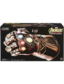 MARVEL LEGENDS: GUANTO DELL'INFINITO ARTICULATED ELECTRONIC FIST INFINITY GAUNTLET