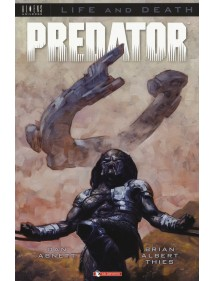 LIFE AND DEATH - ALIENS UNIVERSE  1 PREDATOR