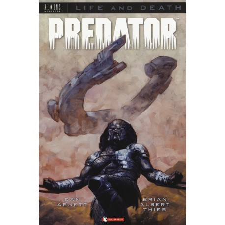 PREDATOR LIFE AND DEATH  1