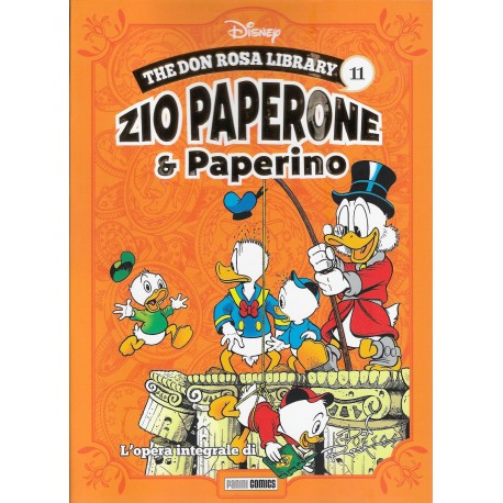 DON ROSA LIBRARY (THE)  11 ZIO PAPERONE & PAPERINO