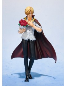 ONE PIECE FIGUARTS ZERO  SANJI WHOLE CAKE ISLAND VER.