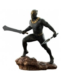 MARVEL GALLERY PVC DIORAMA  BLACK PANTHER - KILLMONGER