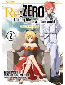 RE:ZERO STARTING LIFE IN ANOTHER WORLD TRUTH OF ZERO  2