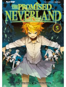 PROMISED NEVERLAND (THE)  5