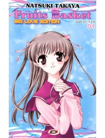FRUITS BASKET BIG LOVE EDITION  SERIE COMPLETA