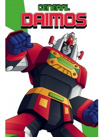 GENERAL DAIMOS  DVD BOX SET SERIE COMPLETA