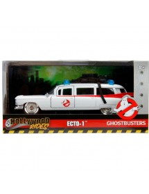 GHOSTBUSTERS  ECTO-1 METALS DIE CAST SCALA 1/32