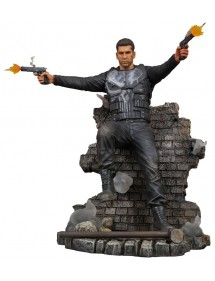 MARVEL GALLERY PVC DIORAMA  PUNISHER (TV SERIES) VERSION 2