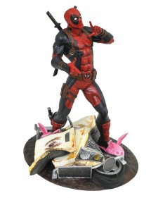 MARVEL GALLERY PVC DIORAMA  DEADPOOL TACO TRUCK EDITION