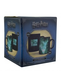 TAZZA  HARRY POTTER - Heat Change Patronus