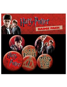 SPILLE PACK  HARRY POTTER - Icons