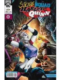 SUICIDE SQUAD/HARLEY QUINN  58/36