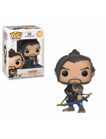 POP GAMES  348 OVERWATCH - HANZO