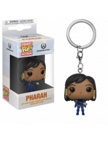 POP POCKET KEYCHAIN  OVERWATCH - PHARAH