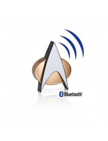 STAR TREK  THE NEXT GENERATION - BLUETOOTH COMMUNICATOR BADGE