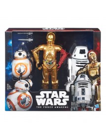 STAR WARS ACTION FIGURE 3-PACK DROIDS EXCLUSIVE