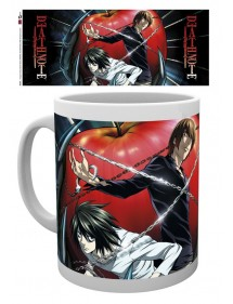 TAZZA  DEATH NOTE - DUO