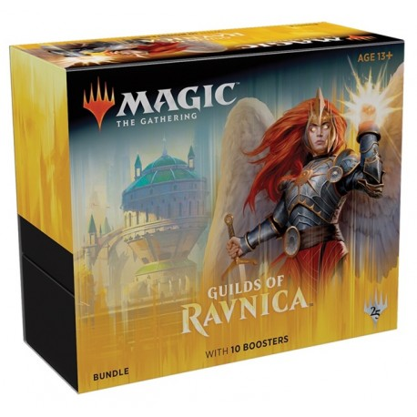 MAGIC GILDE DI RAVNICA  BUNDLE (ENGLISH)