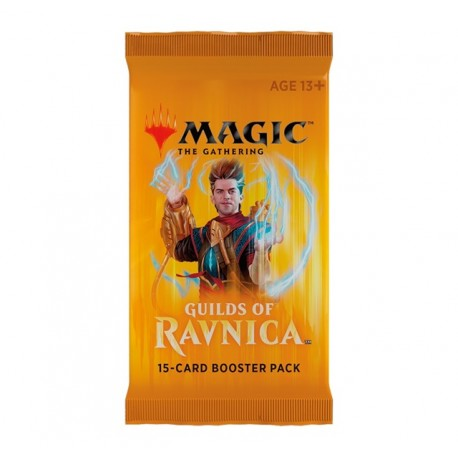 MAGIC GILDE DI RAVNICA  BUSTINA