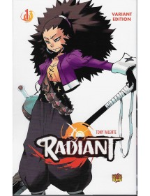 RADIANT  1 VARIANT EDITION