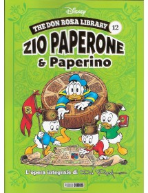 DON ROSA LIBRARY (THE)  12 ZIO PAPERONE & PAPERINO
