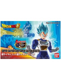 DRAGON BALL Z FIGURE-RISE STANDARD  SUPER SAIYAN GOD SUPER SAIYAN VEGETA