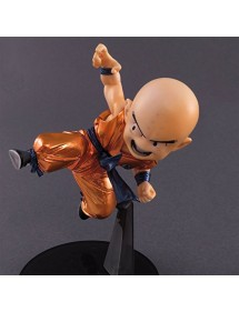 BANPRESTO FIGURE COLOSSEUM  DRAGON BALL SCULTURES KRILLIN METALLIC COLOR VER.