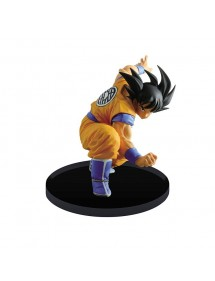 BANPRESTO FIGURE COLOSSEUM  DRAGON BALL Z SON GOKU (BIG BUDOKAI)