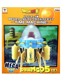 DRAGON BALL WFC  MG5 TIME MACHINE