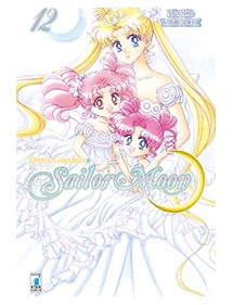 PRETTY GUARDIAN SAILOR MOON NEW EDITION  12
