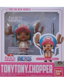 ONE PIECE FIGUARTS ZERO  ZERO CHOPPER NEW WORLD