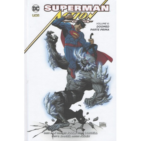 SUPERMAN ACTION COMICS NEW 52 LIMITED  6 DOOMED PARTE PRIMA