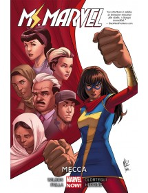 MS. MARVEL  8 MECCA
