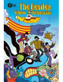 OSCAR INK  THE BEATLES YELLOW SUBMARINE