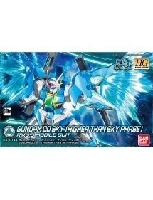 HG GUNDAM BUILD DIVERS  14 SP 0 SKY (HIGER THAN SKY PHASE)