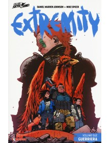 EXTREMITY  2 GUERRIERA