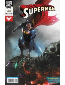 SUPERMAN ELSEWORLD  VOLUME UNICO EDIZIONE BROSSURATA