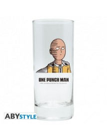 ONE-PUNCH MAN  BICCHIERE SAITAMA FUN