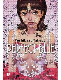 PERFECT BLUE  ROMANZO
