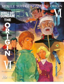 MOBILE SUIT GUNDAM THE ORIGIN  6 BLU-RAY