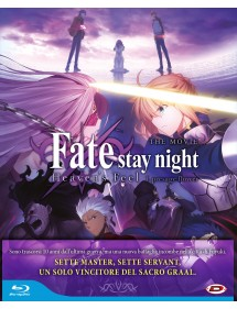 FATE STAY NIGHT HEAVEN'S FEEL THE MOVIE  1 BLU-RAY PRESAGE FLOWER