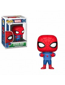 POP MARVEL  397 SPIDER-MAN HOLIDAY ( (Ugly Sweater)